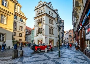 City Break Praga 1 Decembrie 2018