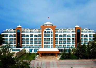 Maya World Hotel Side