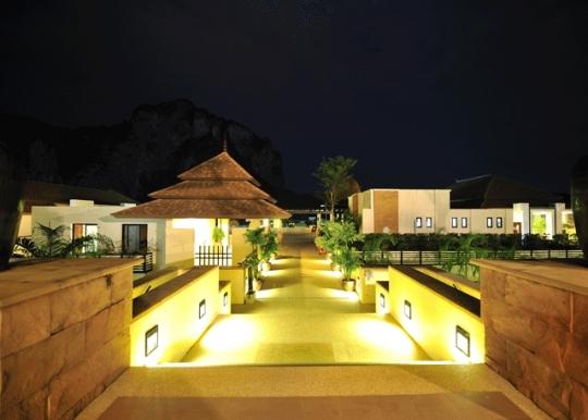 Sejur Krabi  Ao Nang Cliff Beach Resort 4*