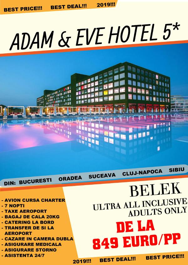 Adam & Eve Hotel Belek