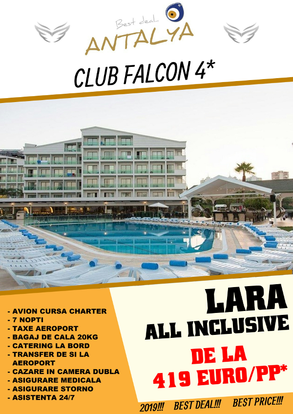 Hotel Club Falcon Lara