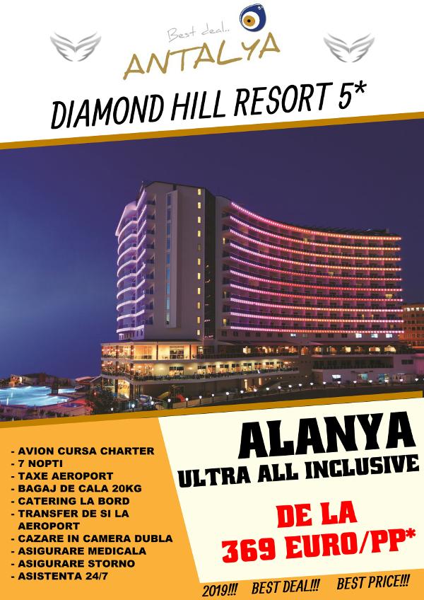 Diamond Hill Resort - Antalya