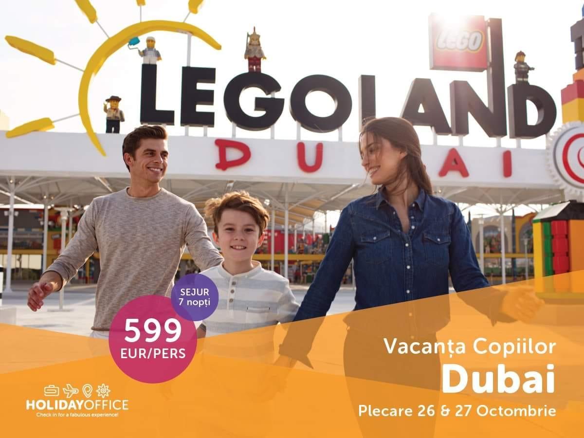 Lego Land Dubai 2019
