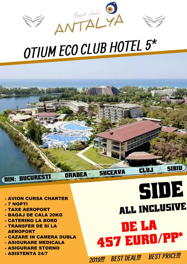 OTIUM ECO CLUB HOTEL 5*