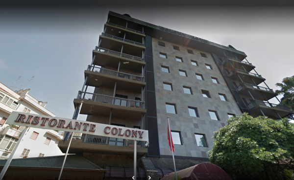 Roma Hotel Colony - City Break 2019