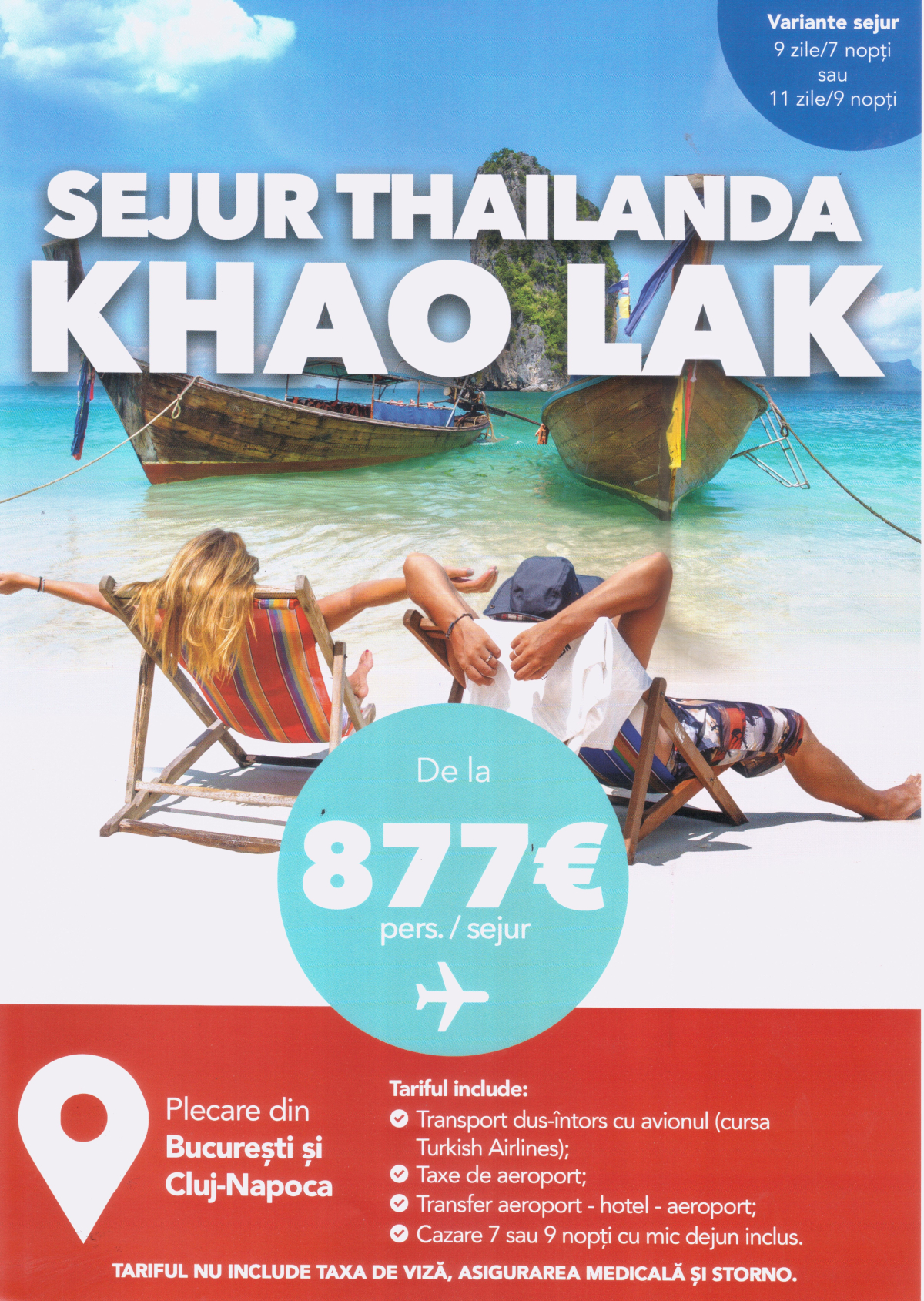 Sejur Khao Lak Thailanda