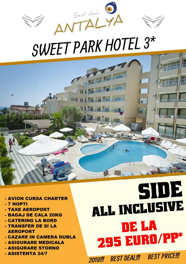Sweet Park Hotel Antalya
