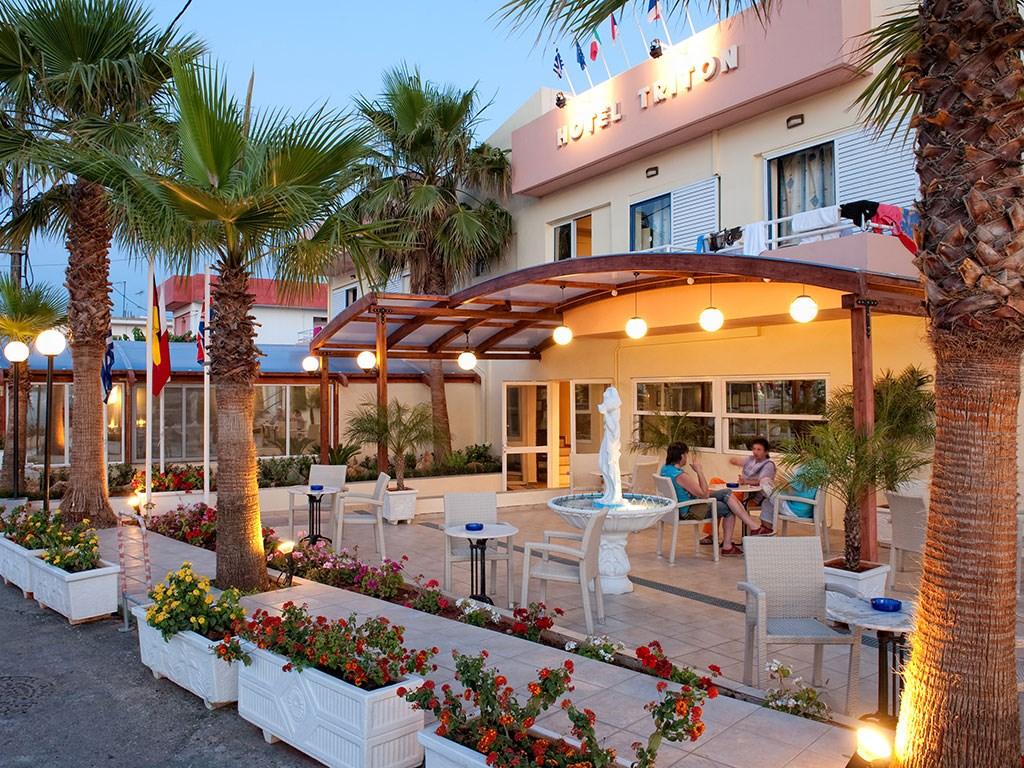 Oferta seniori Grecia 2020 hotel Triton